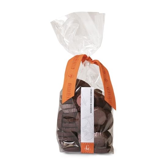 Picture of DARK CHOCOLATE SINGLE ORIGIN CIALDINE bag g 500