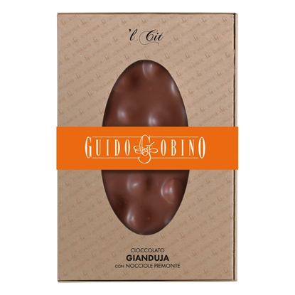 Picture of L CIT GIANDUJA CHOCOLATE BAR WITH HAZELNUTS g 150